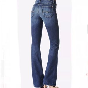 7 for Mankind Kimmie Bootcut Jeans